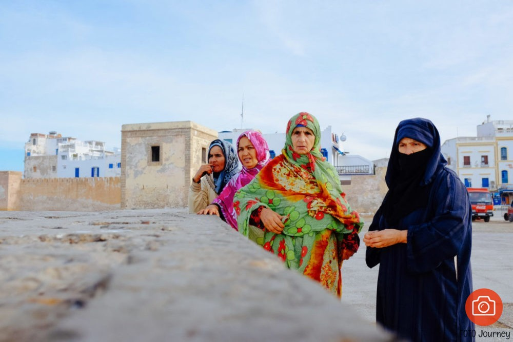 Essaouira ladies with fuji X100S