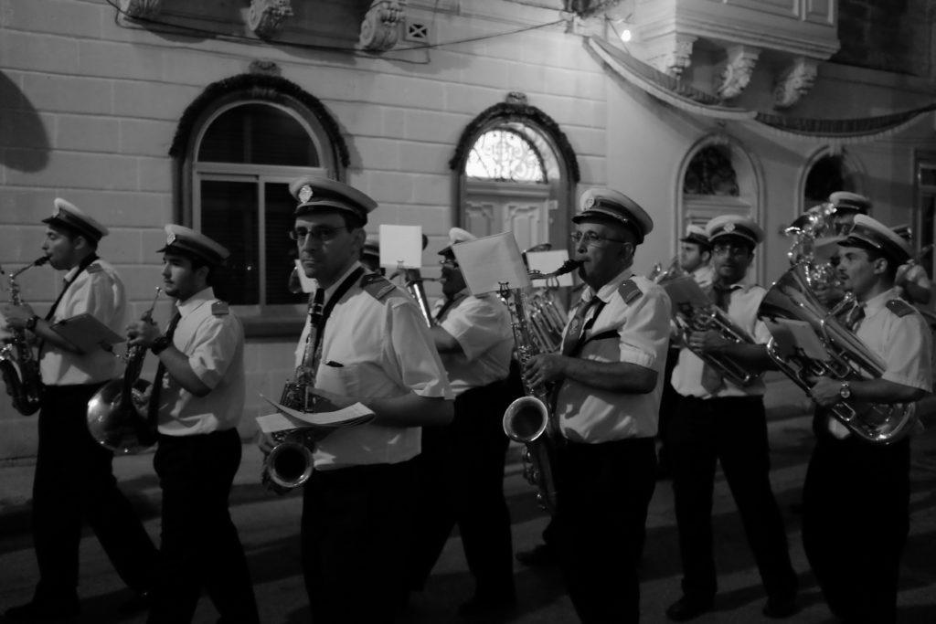 Fujifilm X100S, Malta, band playing